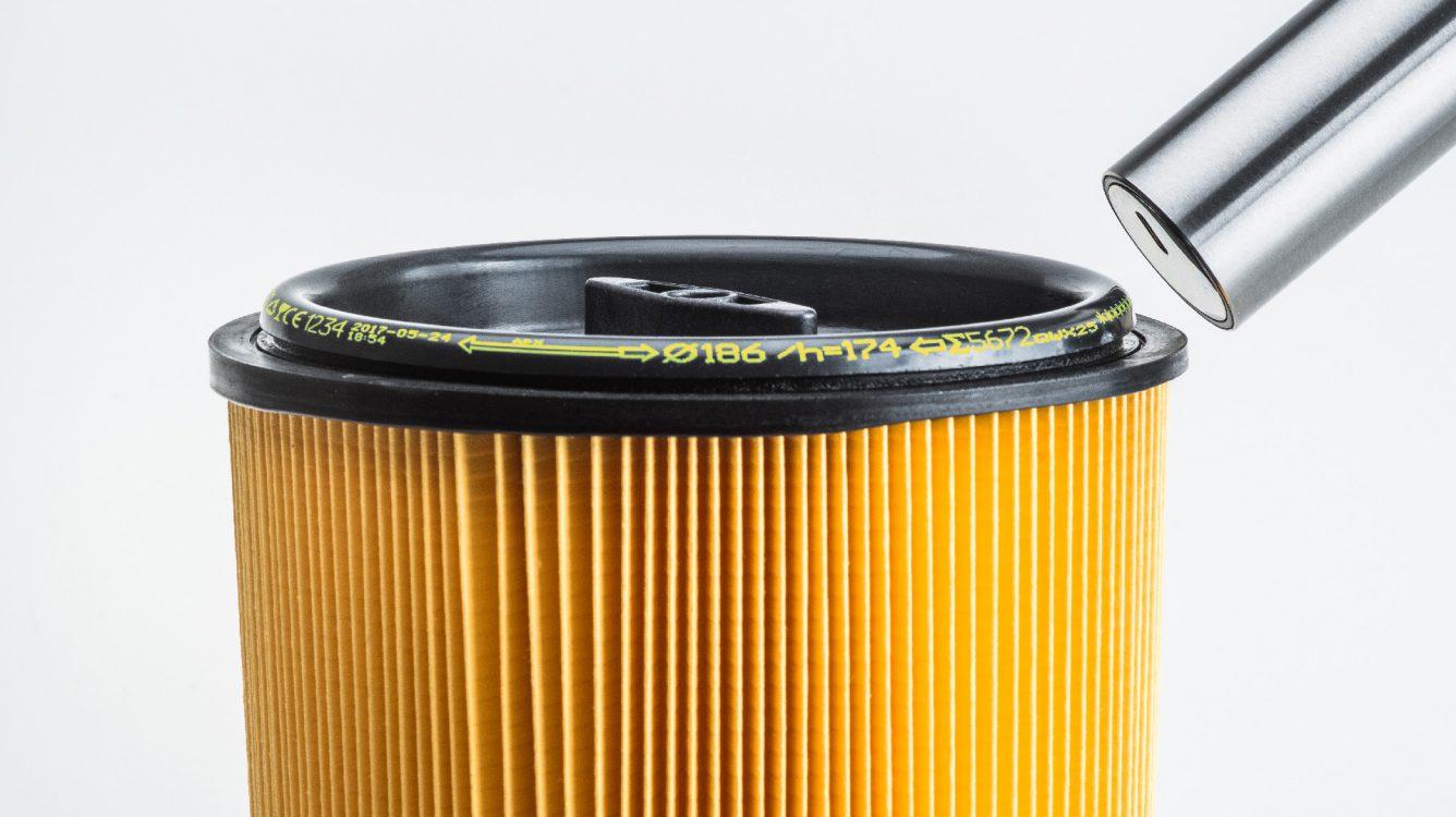 EBS-6800P - nadruk żółty nafiltrze EBS-6800P