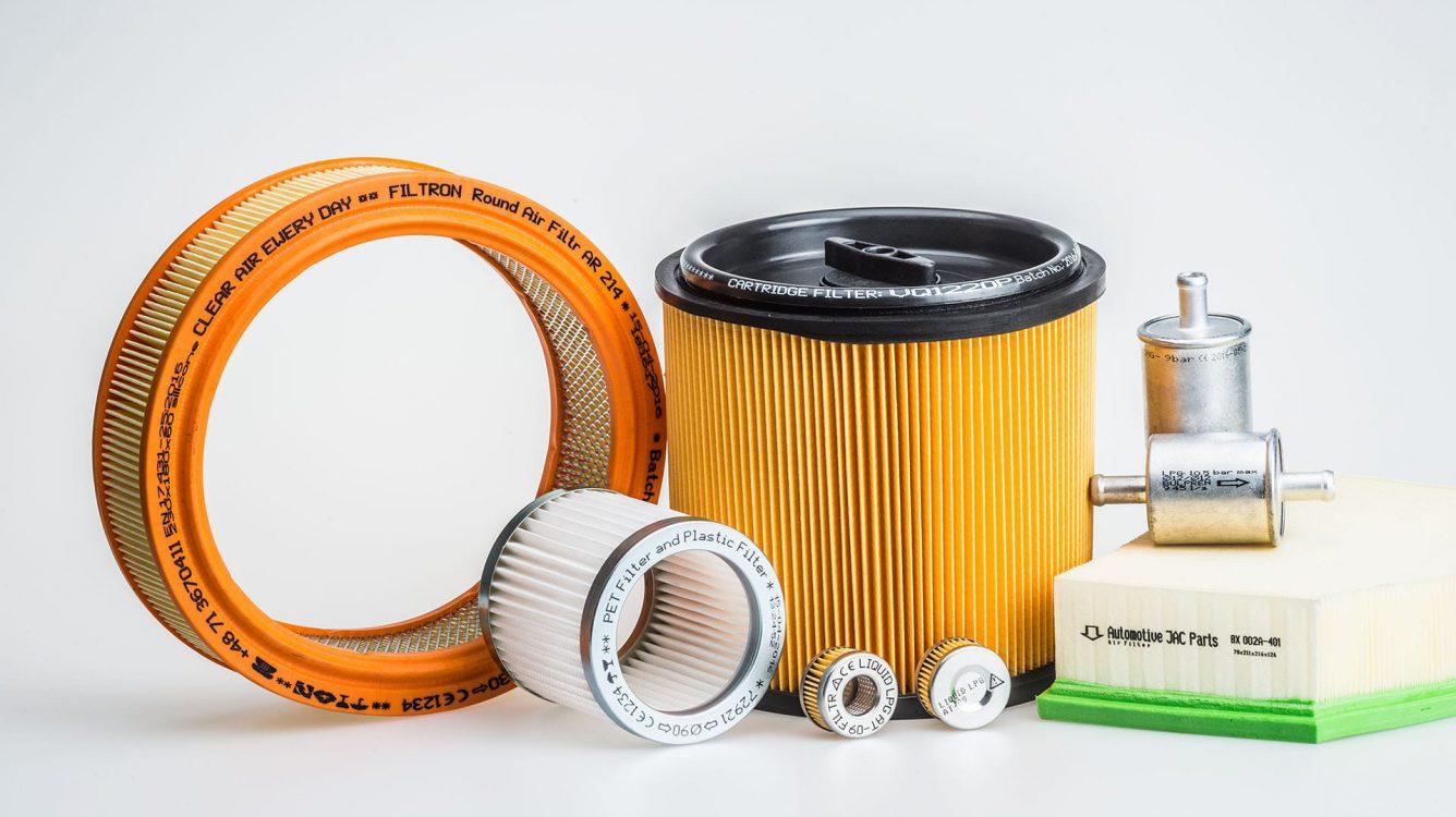 Części i podzespoły produkcyjne - nadruk na filtrach 6900