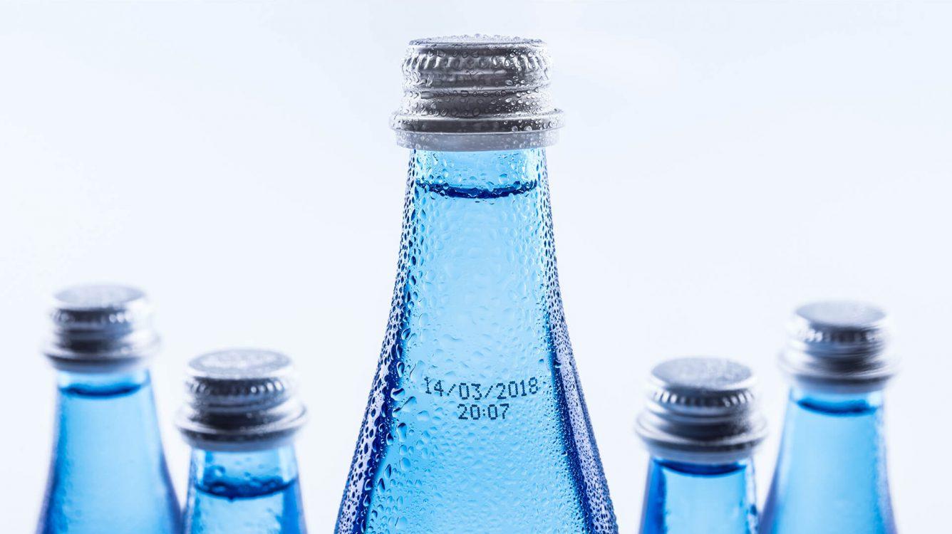 EBS-6900 - EBS-6900 znakowanie butelek PET.znakowanie naszybkich liniach