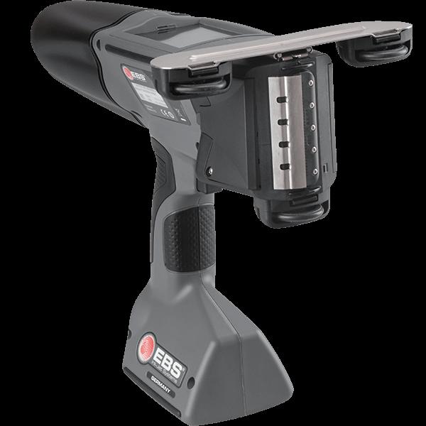 2-rolkowy stabilizator EBS-260 - P512130 - EBS 260 przemyslowa drukarka reczna akcesorium rolki po linii 6 stabilizator