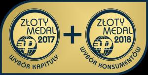 Rys historyczny - Rys historyczny Nalepka zeZłotymi Medalami MTP 2017 800x406pix