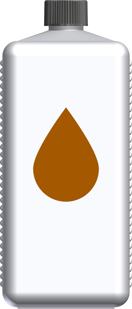T220021 - butelka 1l brazowa
