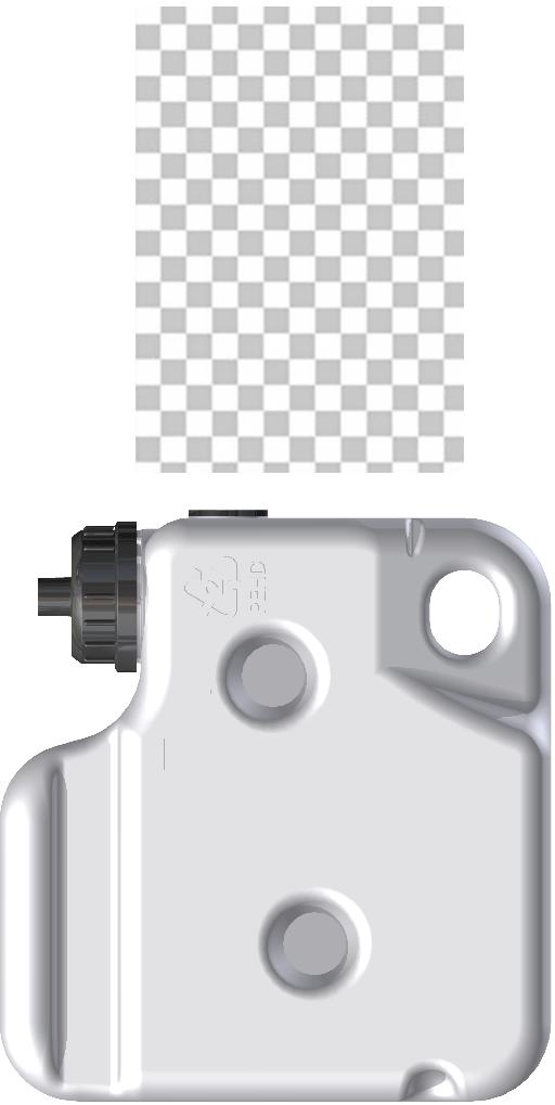 XS30001-000 - butelka cij bezbarwny