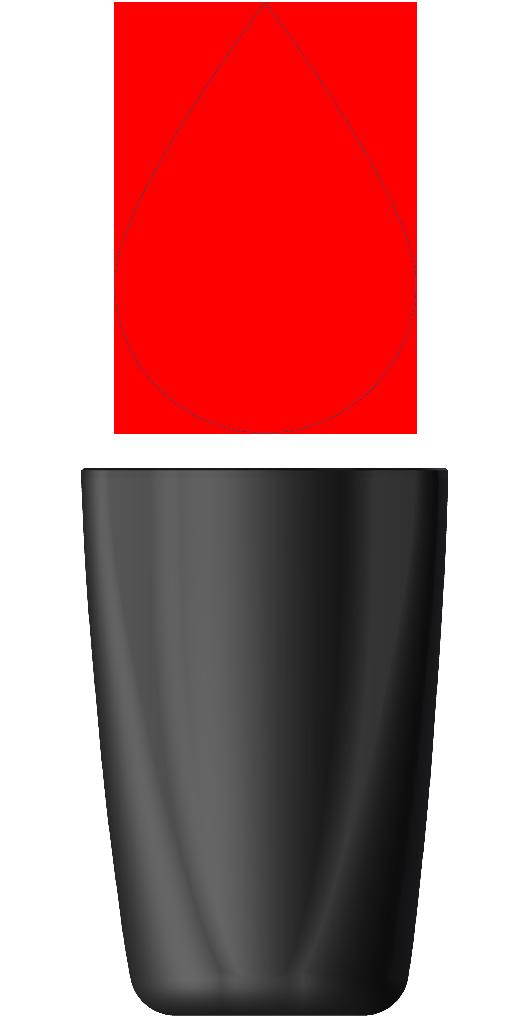 XI40005-000 - butelka handjet 260 czerwony