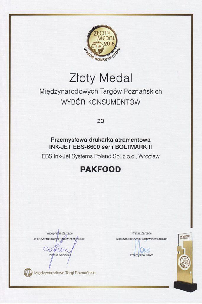 Profil firmy - certyfikaty ebs 0006 Dyplom ZMMTPWK vPL