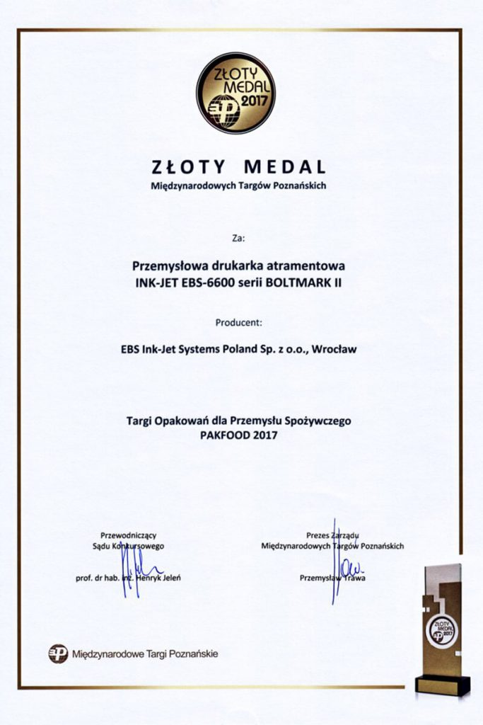 Profil firmy - certyfikaty ebs 0008 Dyplom medalu MTP EBS 6600800x113296dpiPL
