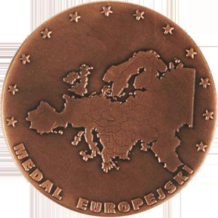 Profil firmy - medal europesjki tyl