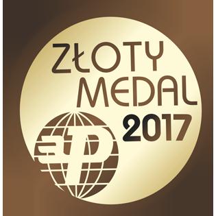 Profil firmy - zloty medal 2017