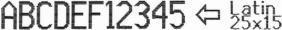 EBS-6800P - Latin 25x15 1 EBS-6800P