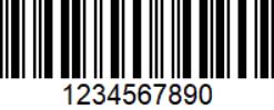 EBS-6800P - Code 2of5Interleaved EBS-6800P