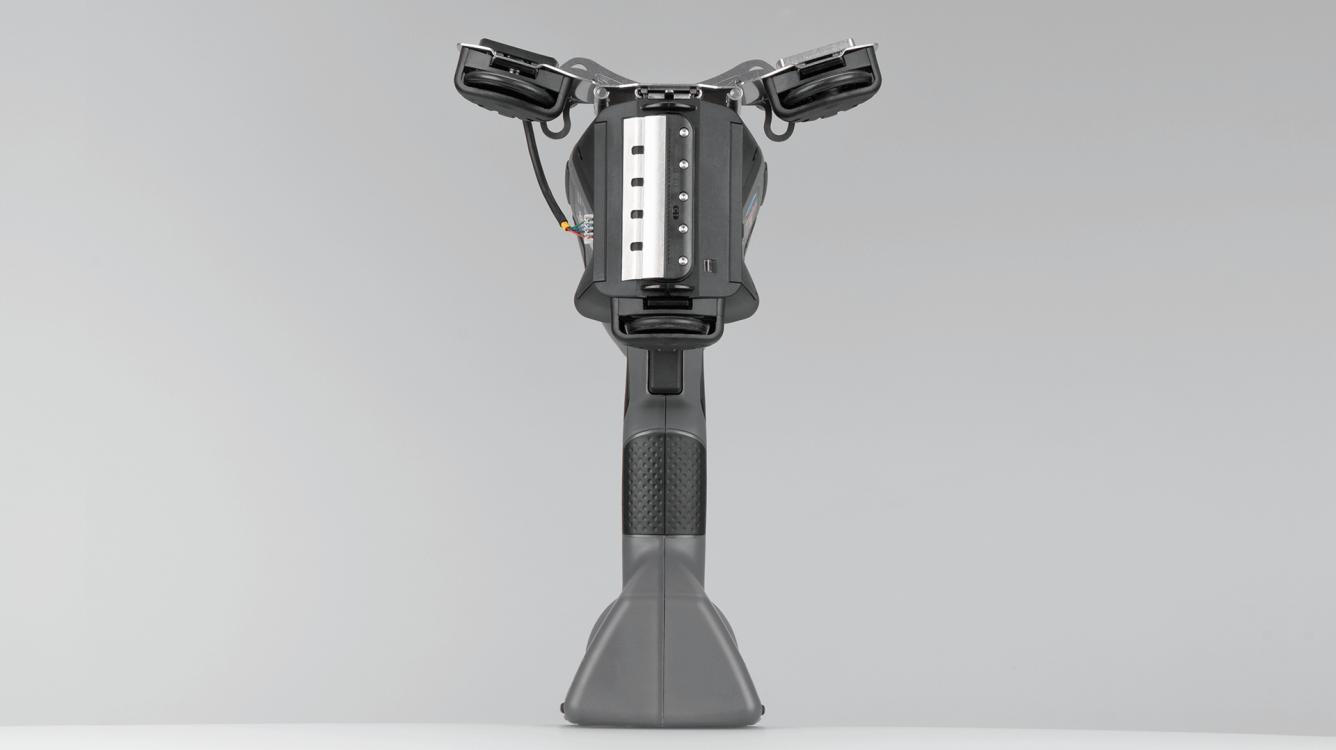 2-rolkowy stabilizator EBS-260 - P512163 - EBS 260 przemyslowa drukarka reczna akcesorium rolki po luku 1 stabilizator