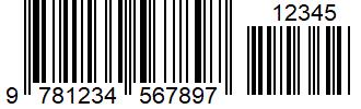 EBS-6800P - ISBN 13 5 Digits EBS-6800P