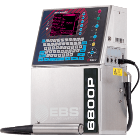 EBS-6800P - BOLTMARK EBS 6800P Przemyslowa drukarka Male Pismo CIJ 1 EBS-6800P