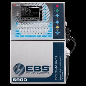 EBS-6900 - EBS-6900 BOLTMARK II EBS 6900 Przemyslowa drukarka Male Pismo CIJ 1