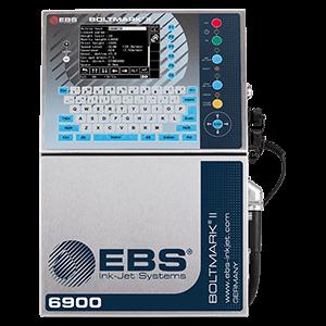 EBS-6900 - BOLTMARK II EBS 6900 Przemyslowa drukarka Male Pismo CIJ EBS-6900