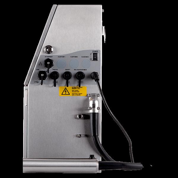 panel boczny drukarki EBS-6900 Boltmark®II