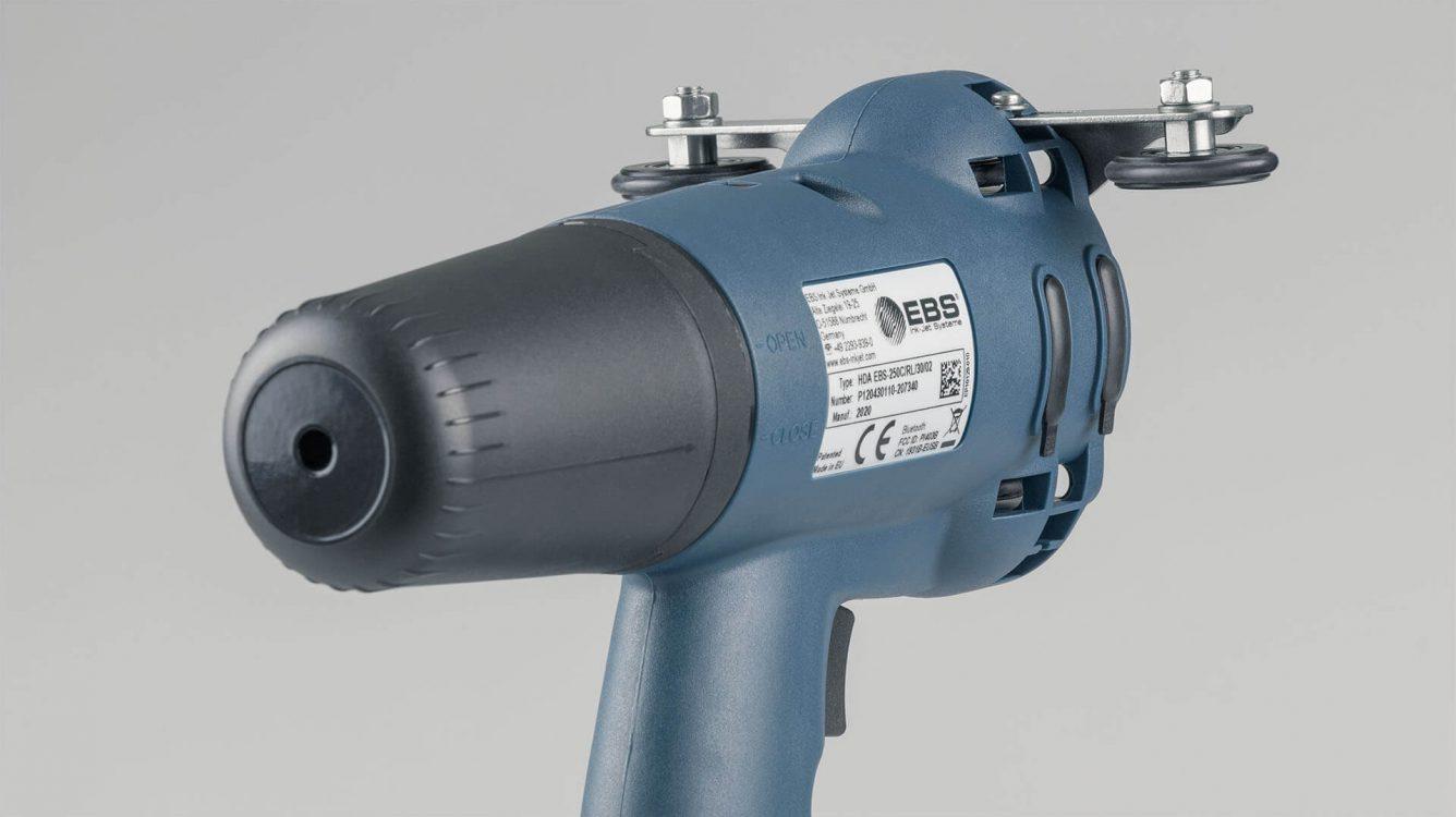 2-rolkowy stabilizator EBS-250 - P511311 - EBS 250 przemyslowa drukarka reczna akcesorium stabilizator po lini img2346 stabilizator