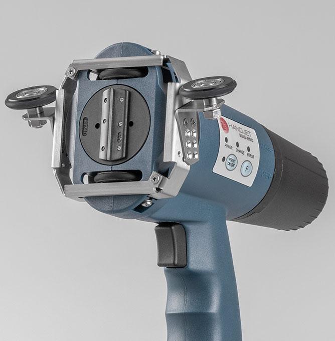 EBS-250 - EBS 250 przemyslowa drukarka reczna akcesorium stabilizator ramowy img2196 EBS-250