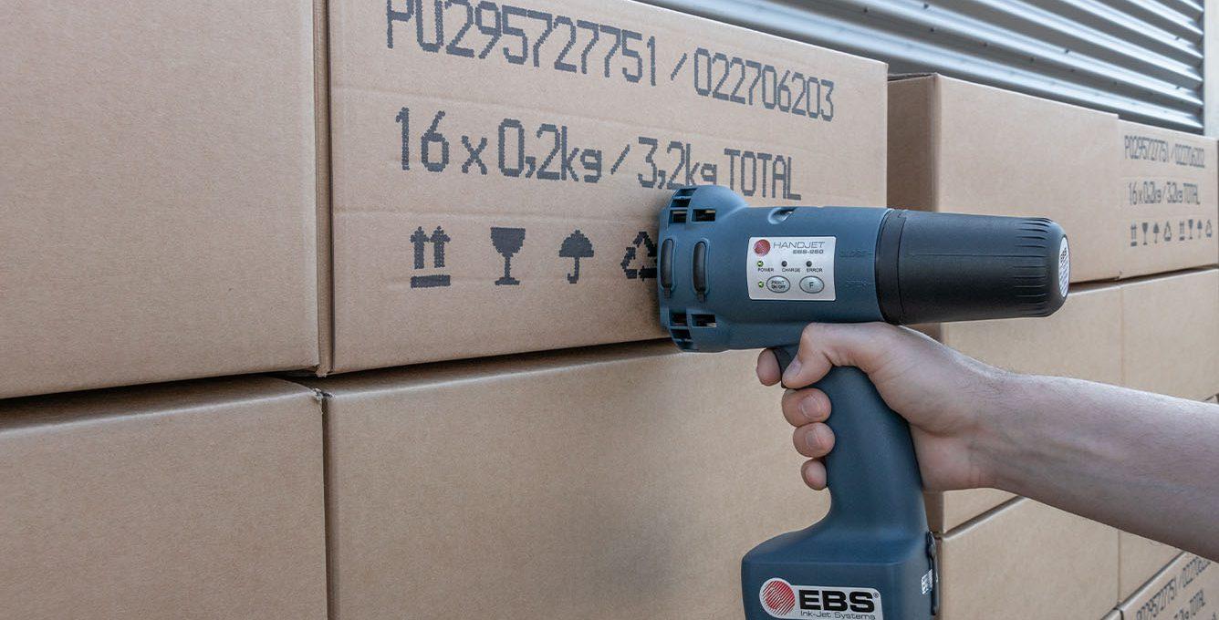 EBS-250 - EBS 250 przemyslowa drukarka reczna drukowanie nakartonach img3434 EBS-250