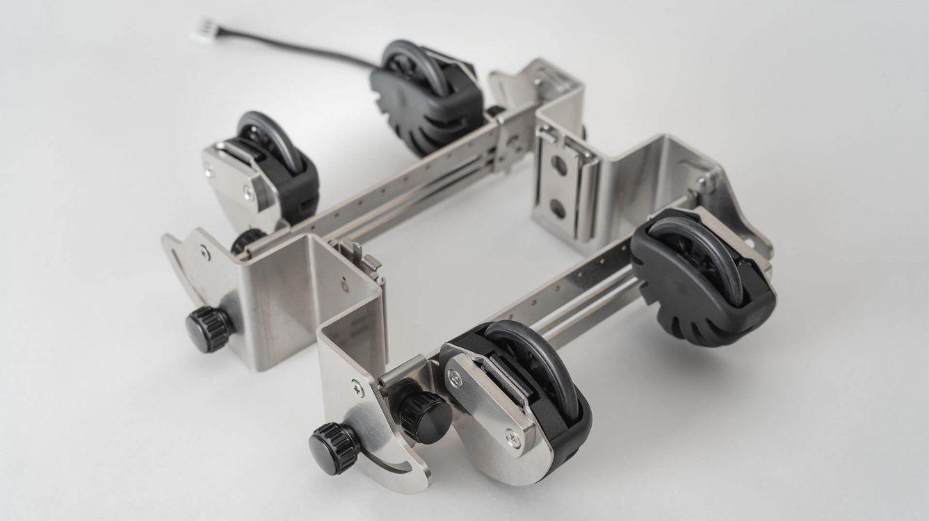 4-rolkowy stabilizator EBS-260 - P512151 - EBS 260 przemyslowa drukarka reczna akcesorium rolki do rur dsc00017 stabilizator