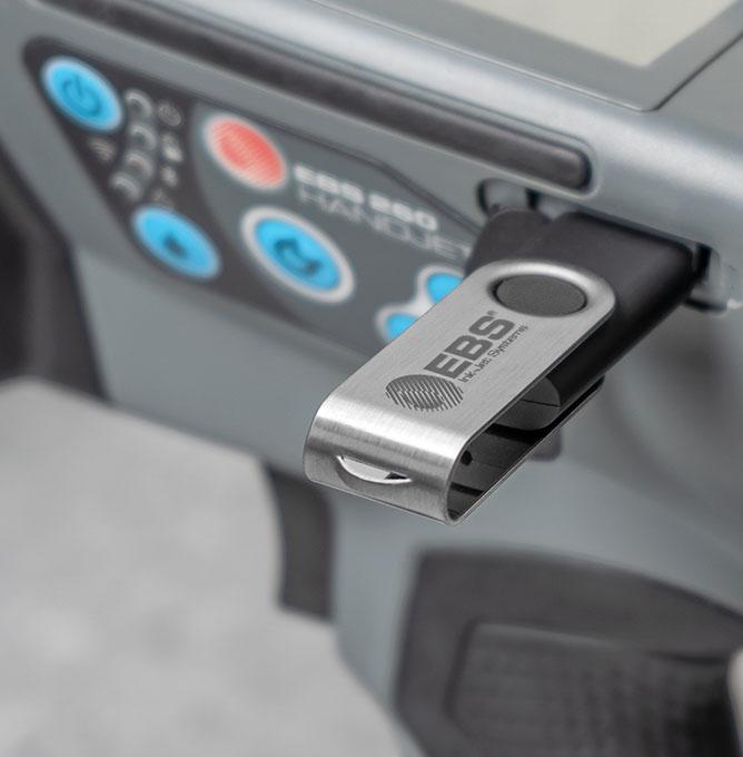 EBS-260 - EBS 260 przemyslowa drukarka reczna komunikacja usb dsc08134 EBS-260