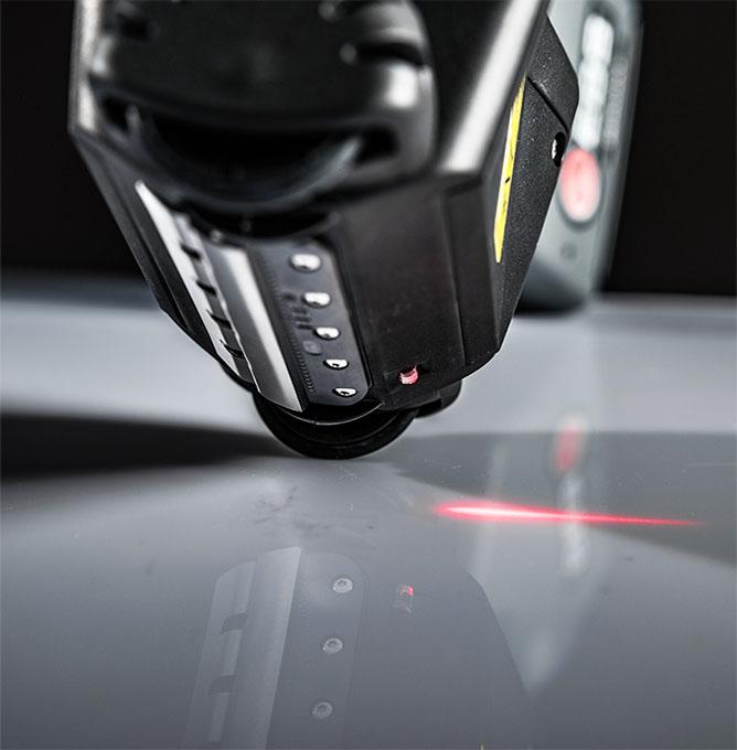 EBS-260 - EBS 260 przemyslowa drukarka reczna wskaznik laserowy ebs171 EBS-260