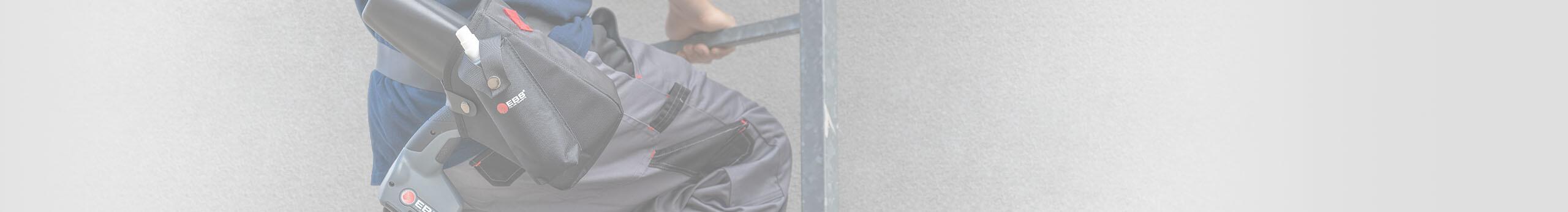 Kabura z pasem na biodro - kabura kabura website pasek tło