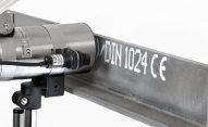EBS-230 - DOD EBS 230 wydruk bialy nastalowej czesci dsc6183 EBS-230