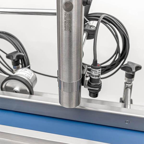 Fotodetektor-CIJ - Fotodetektor EBS 6900 akcesoria fotokomorka z glowica DSC00043