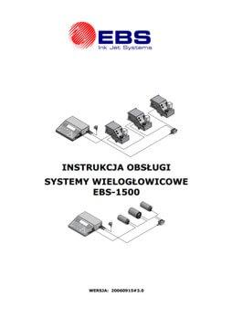 Biblioteka - biblioteka Systemy wieloglowicowe EBS 1500 20060915v3 0PL miniature
