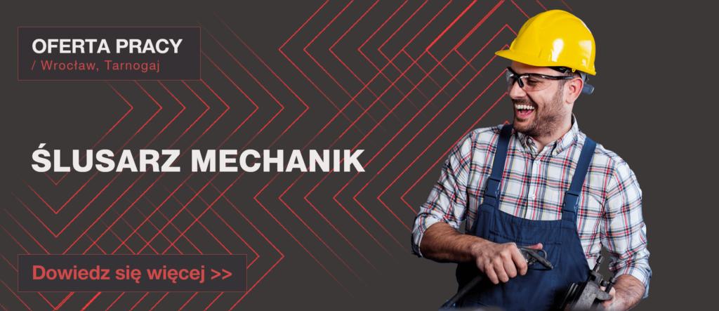 OFERTA PRACY: ŚLUSARZ MECHANIK - Oferta pracy wide slusarz mechanik