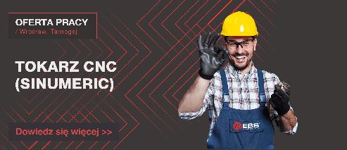 OFERTA PRACY: TOKARZ CNC (SINUMERIC) - Oferta pracy wide tokarz cnc493